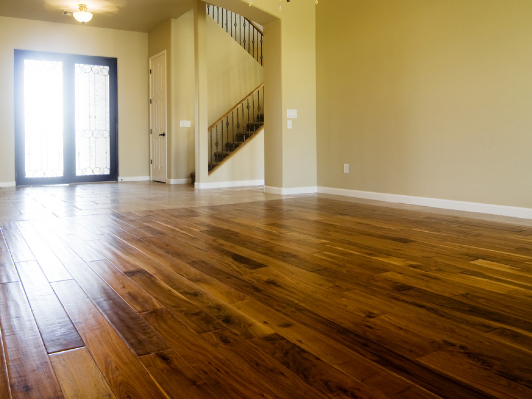 There Are So Many Reasons To Choose Solid Wood Floors
